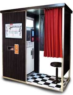 How To Choose An Enclosed Photo Booth Hire